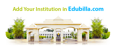 Post your institution in edubilla.com