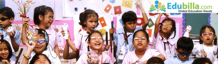 Schools for Blind